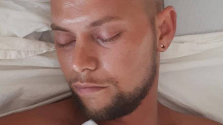 Napier man Jarred Thompson, who had struggled with cancer, was ill during a trip to Fiji. He died on Wednesday.