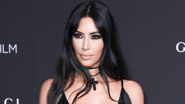 Kim Kardashian says she had an hour to pack up her home before evacuating.