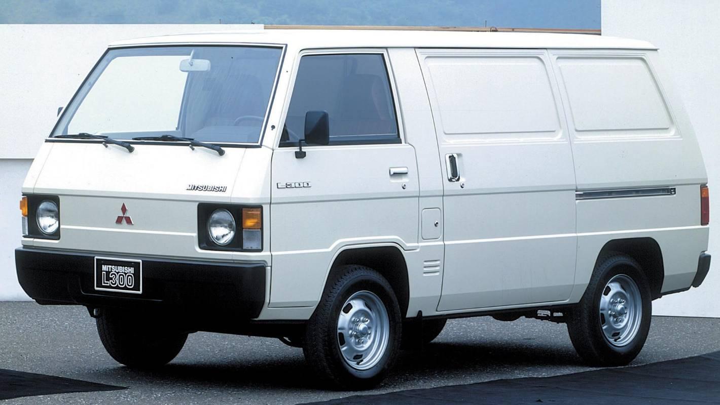 the return of the l300 van. Black Bedroom Furniture Sets. Home Design Ideas