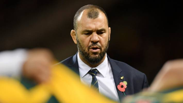 Coach Wallabies coach Michael Cheika is seriously threatened after 10 defeats in the last 13 tests.