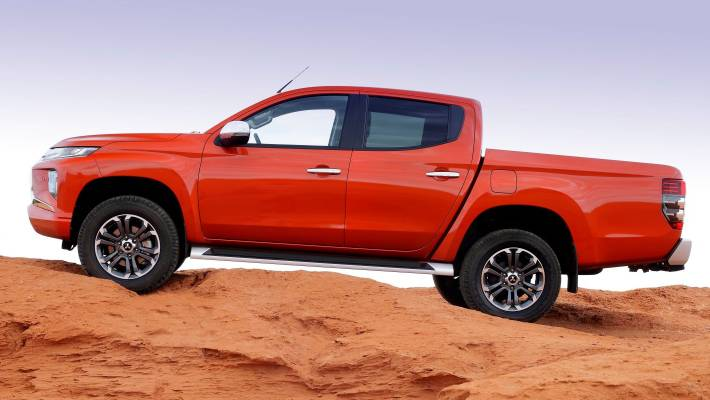 The new Triton will focus more on the favorable peaks of the ute market.