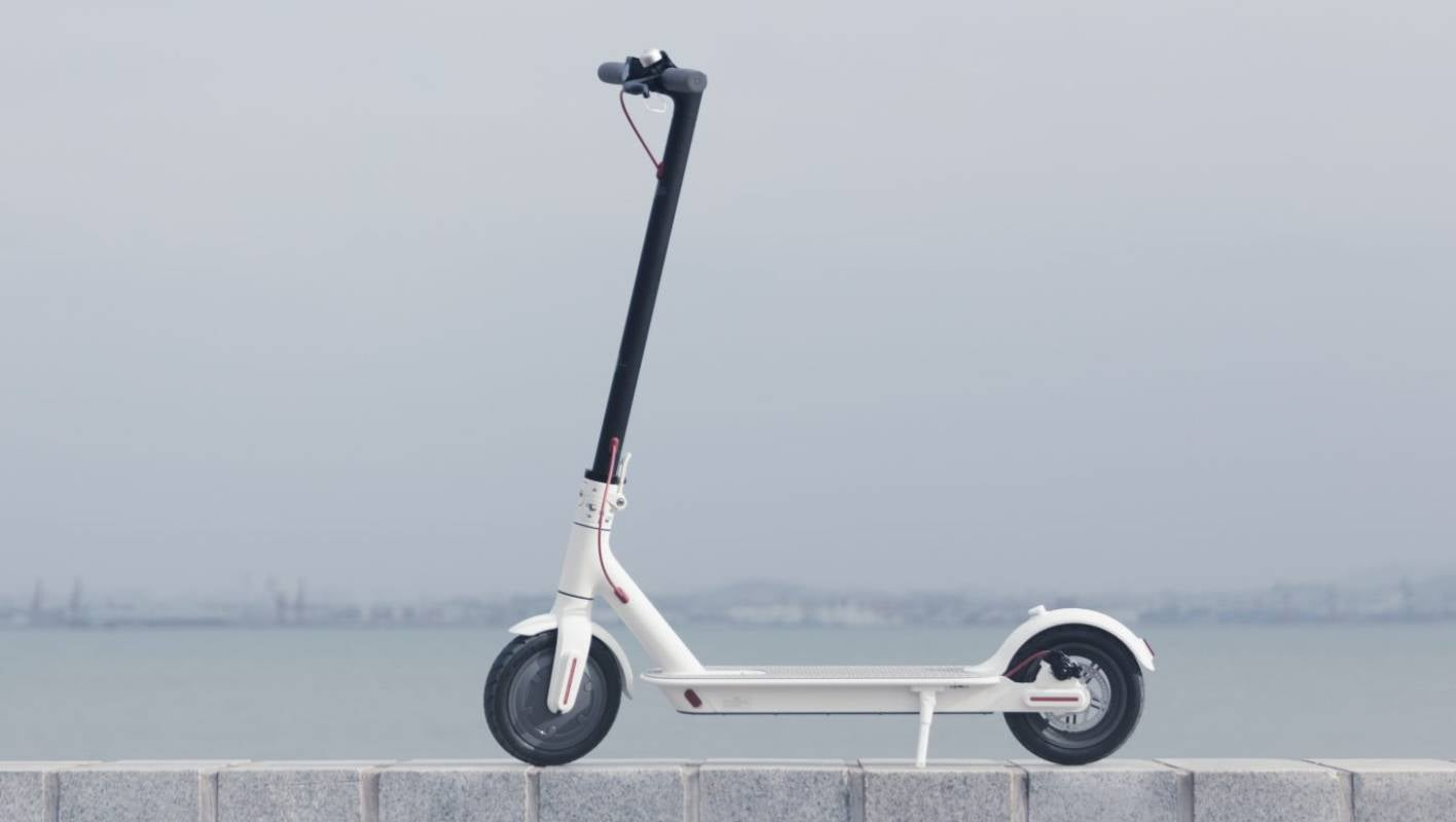 The top car accessory for 2019 might be an electric scooter