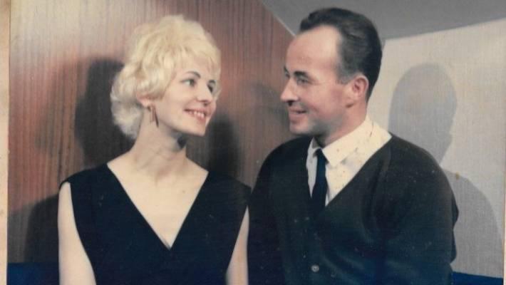 Suzi van der Kvast and her husband, Tom.