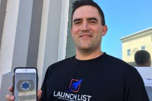 Nelson Tane Rameka has launched two start ups - the second one to help promote the first, and other new Kiwi start ups.
