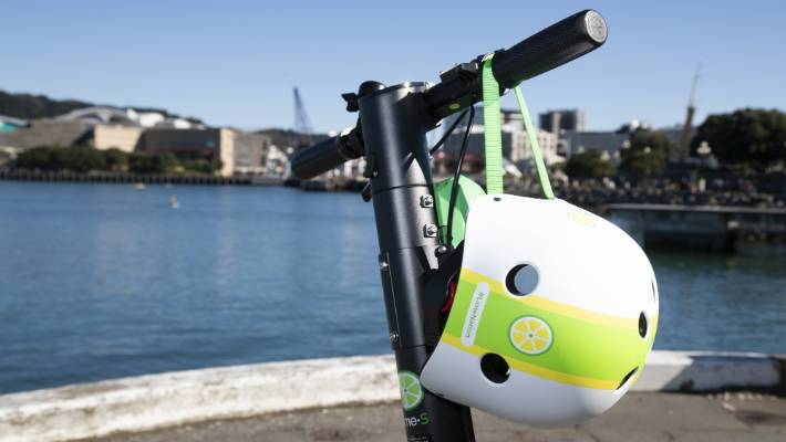Lime Scooters Set To Squeeze Into Tauranga Market Stuff
