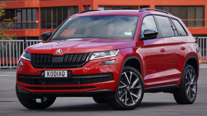 Skoda Kodiaq Is Reigning Nzcoty As Chosen By The Nz Motoring Writers Guild