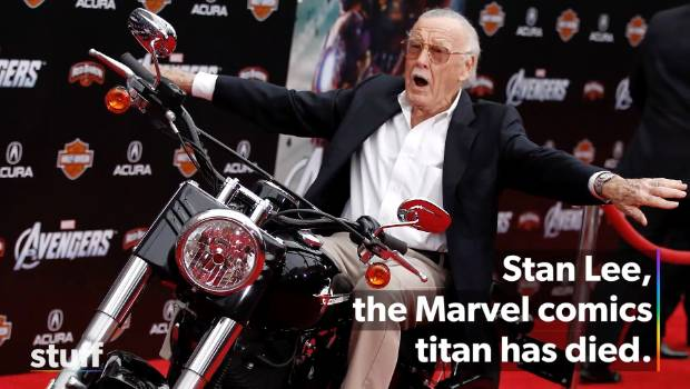 Marvel creator Stan Lee's legacy complex, says New Zealand