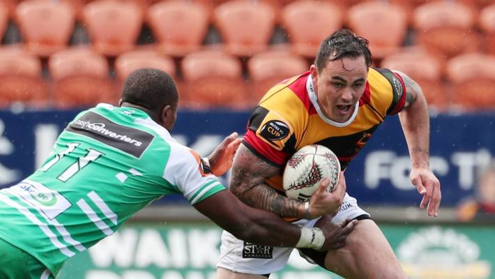 Waikato offered Guildford a contract for the Mitre 10 Cup last year.