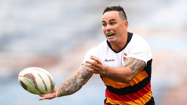 Guildford last appeared in Waikato colours during the last national sevens tournament earlier this year.