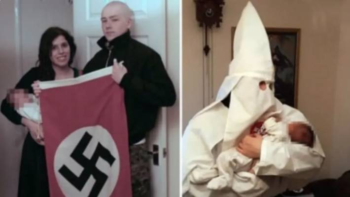 UK neo-Nazis who named son after Hitler guilty of terror offence