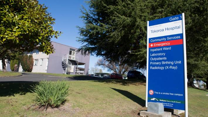 Two patients from the Tokoroa hospital have a confirmed diagnosis of a highly contagious virus (photo from the file).