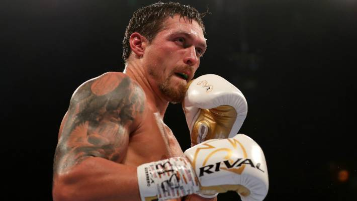 Joshua 'intrigued' by Usyk fight, says Hearn