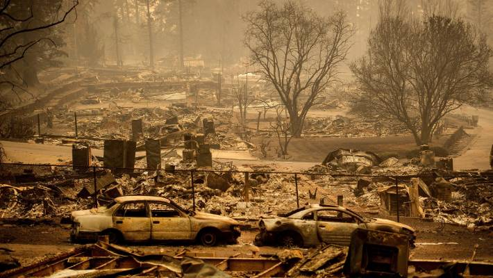 List Released Of More Than 100 People Still Missing After Camp Fire