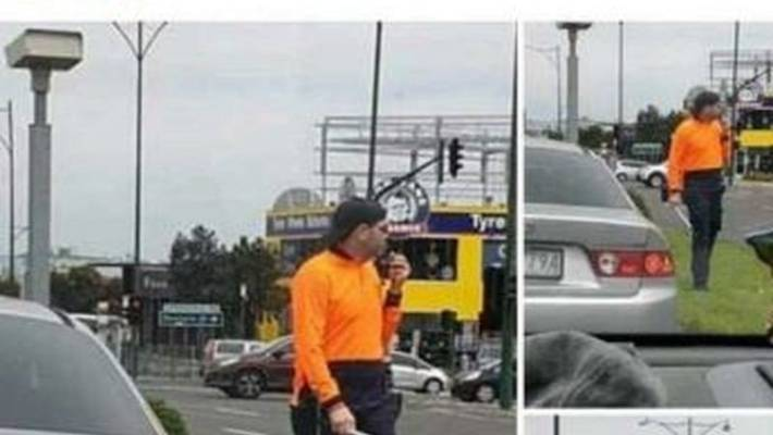 Cops pose as window washers to nab motorists using phones