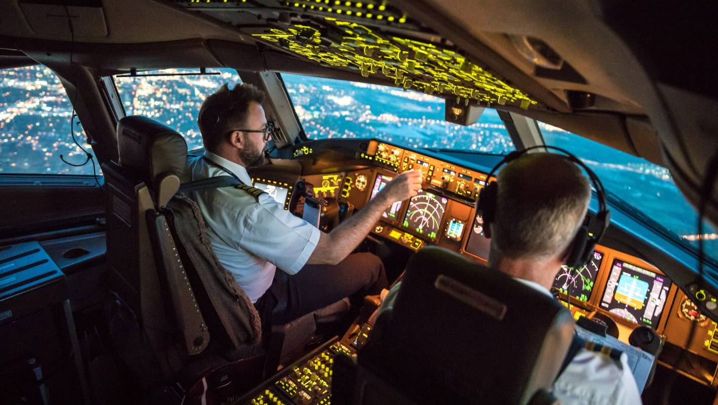 Pilots are losing their basic flying skills': Concern after