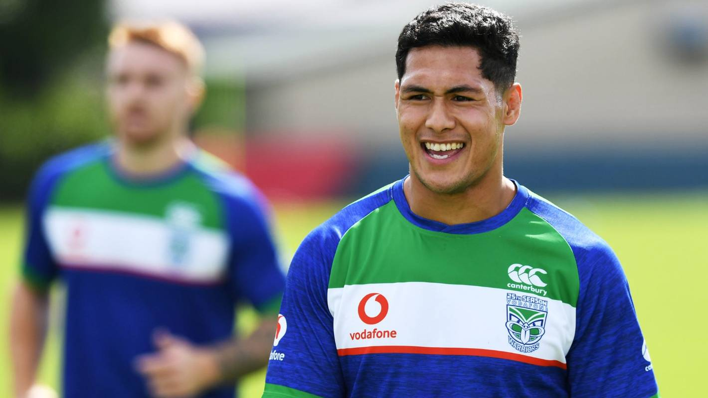 Stephen Kearney planning changes at Warriors for 2019