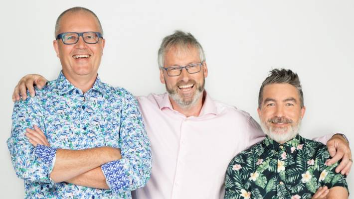 Comedians keen to have 7 Days fun in Timaru | Stuff co nz