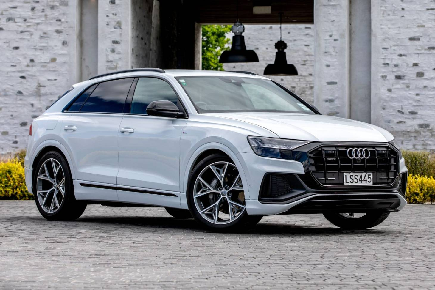 Suv Coupe The Audi Q8 Doesn T Care What You Call It Stuff Co Nz