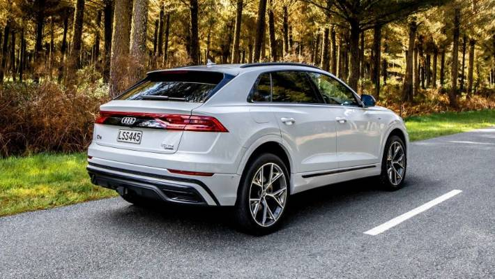 Suv Coupe The Audi Q8 Doesnt Care What You Call It Stuffconz