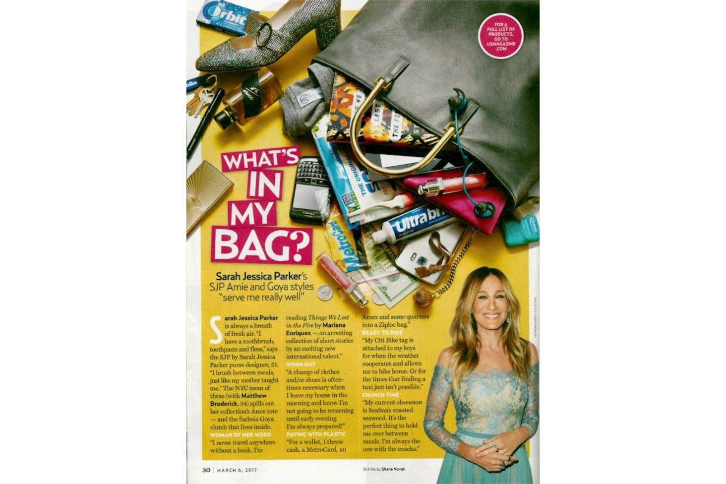 abf8ef4a730df What s In My Bag  The reality of the inside of a woman s handbag ...