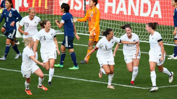 The Football Ferns have found their World Cup opponents.