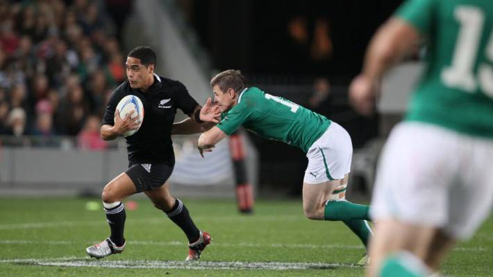 Aaron Smith becomes the most capped All Blacksback when he starts against Ireland.