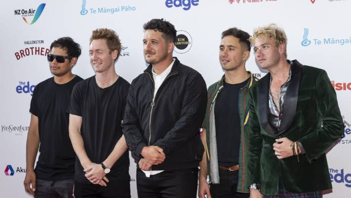 Six60 reign as most-streamed local artist on Spotify