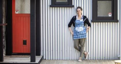 One year ago Rebekah Bell started On The House which collects surplus food from organisations around New Plymouth and ...