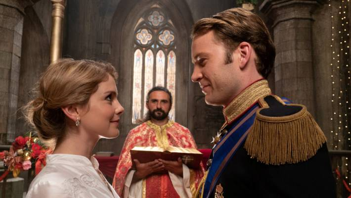 'A Christmas Prince: The Royal Wedding' Releases Official Trailer