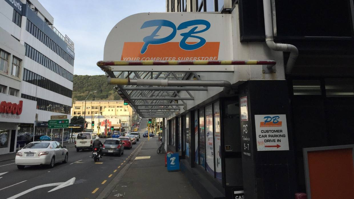First Union To Picket Pb Tech Store Over Wages And Conditions Stuff Co Nz