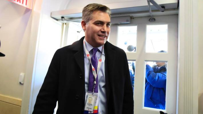 Defiant White House vows to once again suspend CNN's Jim Acosta