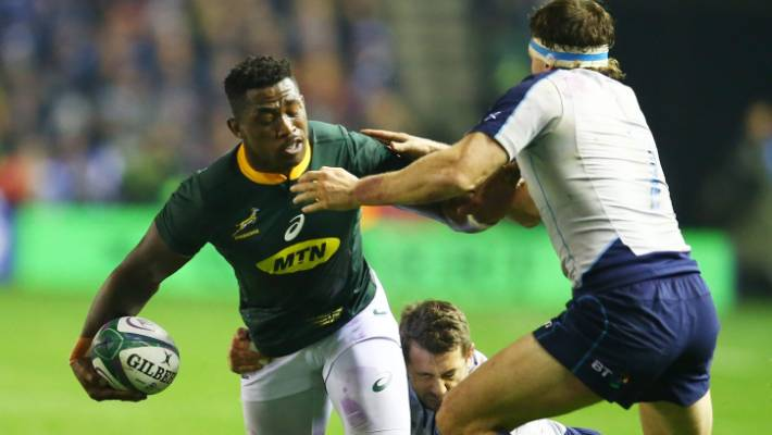 Scotland vs South Africa - Report - Friendly 2018 - 17 Nov, 2018