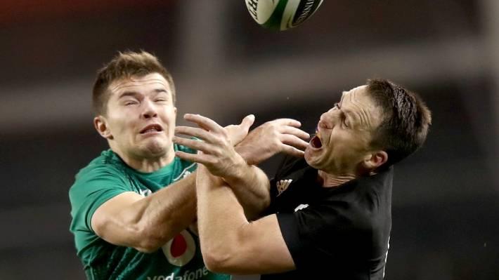 All Blacks V Ireland Ben Smith Rues Moment When Peter O