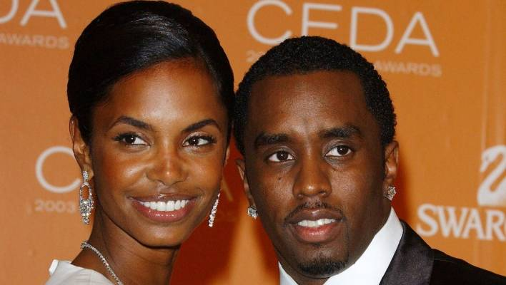 Diddy Gushes Over 'Partner for Life' Kim Porter in 2006 Interview