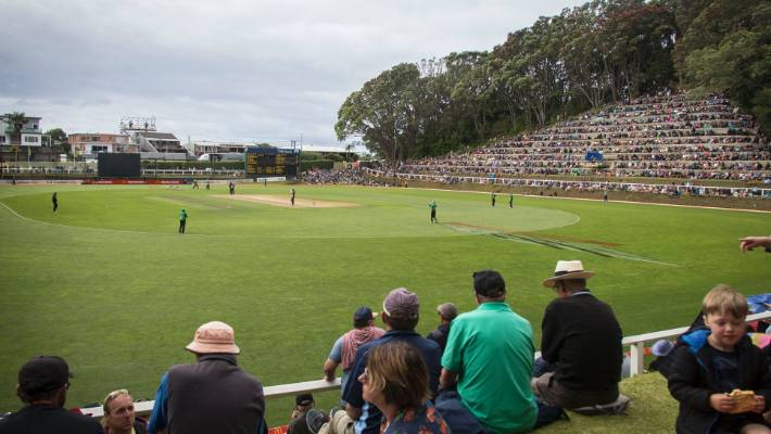 Could a covered stadium at Pukekura Park host a Black Cap day/nighter and Womad double header weekend?