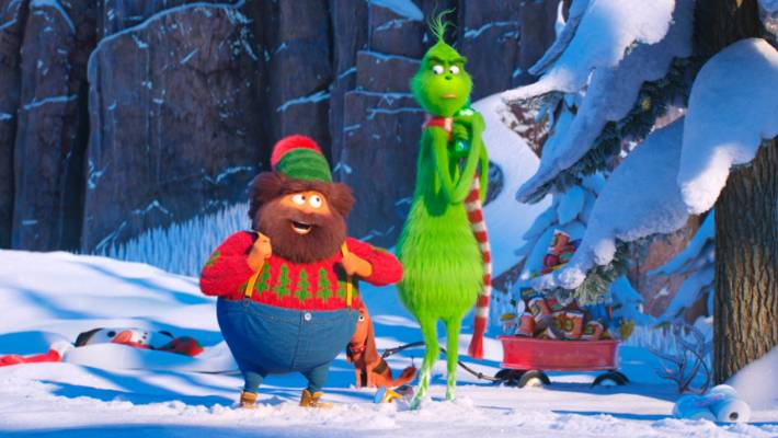 The Grinch is the third adaptation of Dr. Seuss' beloved 1957 book How the Grinch Stole Christmas.