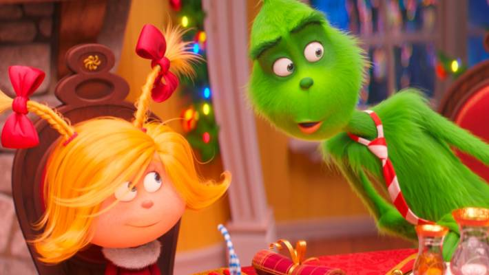 Even Benedict Cumberbatch admits that justifying the Grinch's decision