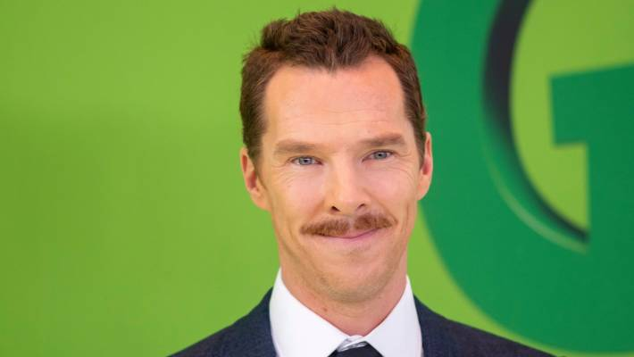 Benedict Cumberbatch says that, unlike the Grinch, he's