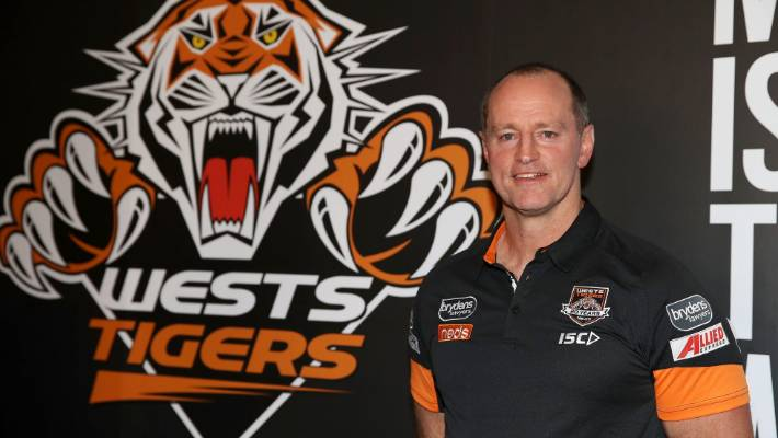 Michael Maguire will be busy training Tigers and Kiwis next year.