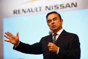 Carlos Ghosn oversaw the formation and growth of  the biggest automotive alliance on the planet between Nissan, Renault ...