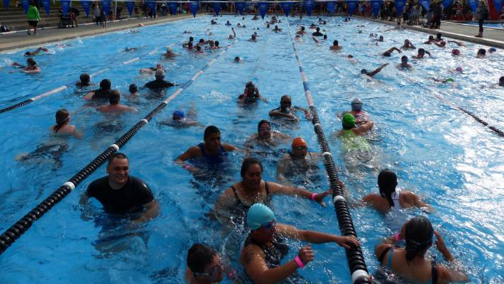 Swimming cost increases managed to help reduce drowning for Palmerston north swimming pool