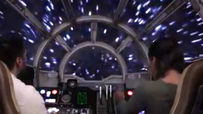 Progress of 'Star Wars' theme park revealed in teaser trailers