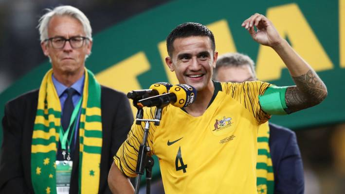 Australia vs. Lebanon - Football Match Report