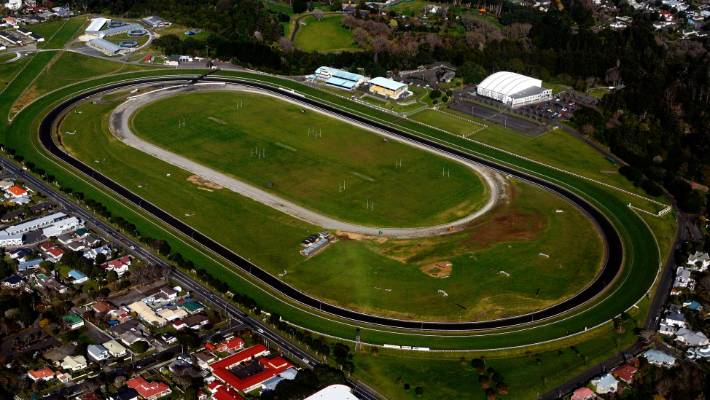 The Pukekura Raceway is in walking distance of the central city, and had a lot of land to expand.