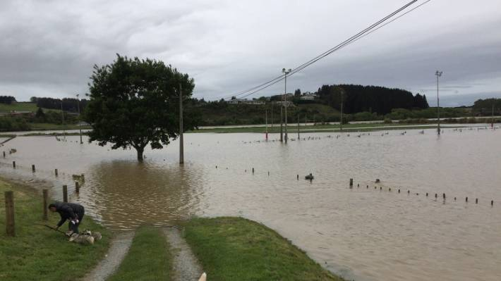 The Clutha River has been the highest since 1999.