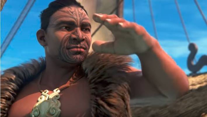Trailer for Civilization VI: Gathering Storm clearly shows Māori or Polynesian explorer.