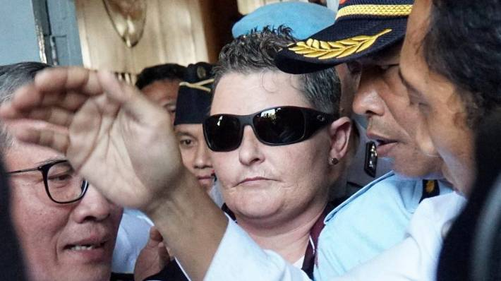 Bali Nine smuggler Renae Lawrence released from jail