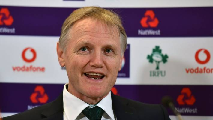 Head coach in Ireland, Joe Schmidt, says to resign next year after the Rugby World Cup in Japan.