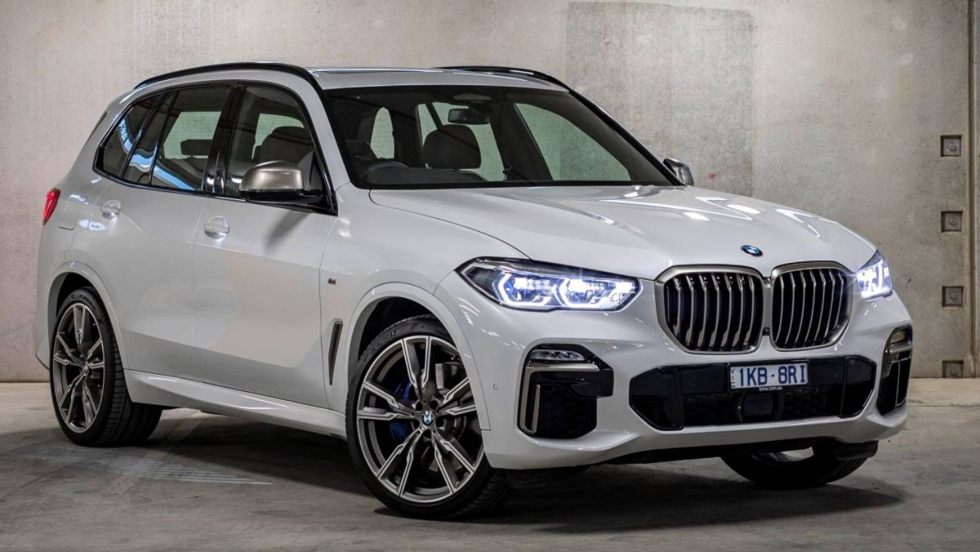 The High Performance Suv Is Now Bmw S New Tech Model