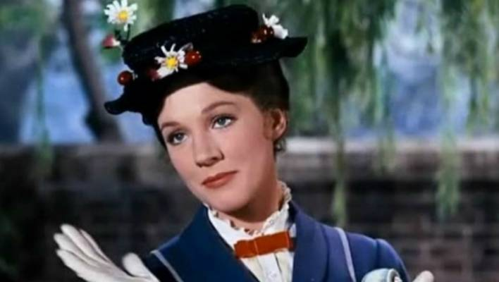 Julie Andrews joins cast of... 'Aquaman'? Really? (Yes, really)